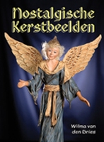 Nostalgische kerstbeelden, Wilma van den Dries paperback A4