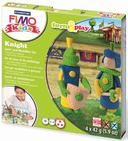 Fimo Kids Form & Play set 8034-05 Knights/Ridders
