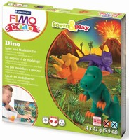 Fimo Kids Form & Play set 8034-07 Dino