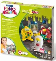Fimo Kids Form & Play set 8034-11 Monster