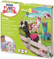 Fimo Kids Form & Play set 8034-08 Pony