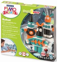 Fimo Kids Form & Play set 8034-03 Robot