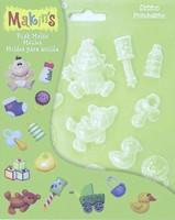 39009 Makin's Pushmold Baby