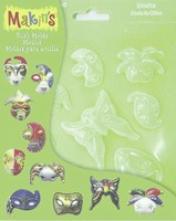 39010 Makin's Pushmold Masks 17,5 x 11,5 cm