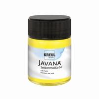 Zijdeverf Javana 8101 Geel 50ml