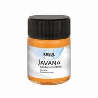 Zijdeverf Javana 8102 Oranje 50ml