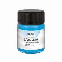 Zijdeverf Javana 8104 Blauw 50ml
