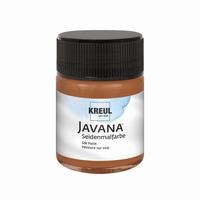 Zijdeverf Javana 8107 Bruin 50ml