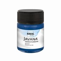 Zijdeverf Javana 8110 Marineblauw 50ml