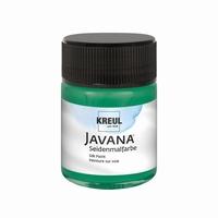 Zijdeverf Javana 8112 Donkergroen 50ml