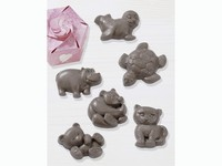 Gietvorm voor chocolade 2710-005 Knorr Prandell Dieren