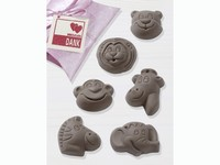 Gietvorm voor chocolade 2710-003 Knorr Prandell Safari