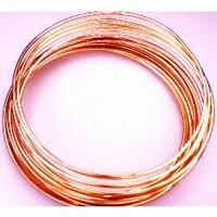 460102-24 Aluminium draad rond 2mm Koper 5 meter