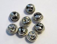 12242-4303 Kattenbelletje 15mm zilverkleurig 8 stuks