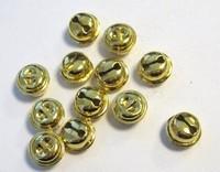 12242-4312 Kattebelletje 13mm goudkleurig 12 stuks