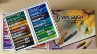 95C48-95960048 Van Gogh Oil Pastels 48 stuks