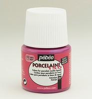Pebeo porseleinverf: 009 Glossy Fuchsia flacon 45ml