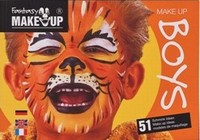 SHV038 Fantasy Make Up voorbeeldenboek Boys
