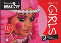 SHV039 Fantasy Make Up voorbeeldenboek Girls