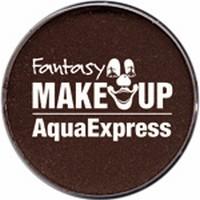 Schmink:37-001 Fantasy Aqua Make Up donker Bruin