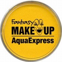 Schmink:37-005 Fantasy Aqua Make Up Geel