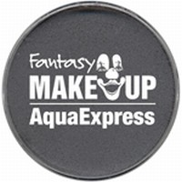 Schmink:37-006 Fantasy Aqua Make Up Grijs