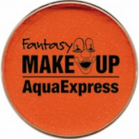 Schmink:37-008 Fantasy Aqua Make Up Oranje
