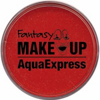 Schmink:37-009 Fantasy Aqua Make Up Rood