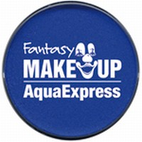 Schmink:37-010 Fantasy Aqua Make Up Blauw