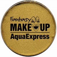 Schmink:37-015 Fantasy Aqua Make Up Goud