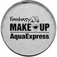 Schmink:37-016 Fantasy Aqua Make Up Zilver