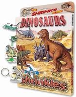 Krimpfolie pakket 1403 Dinosaurus Shrinkles compleet pakket