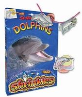 Krimpfolie pakket 1434 Dolfijnen Shrinkles compleet pakket