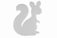 Styropor snijvorm Eekhoorn (verpakt) MBF101-9