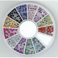340000006 Nail Art embellishments acryl