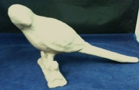 Decopatch SA153O Papagaai zittend