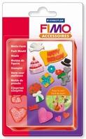 FIMO siliconen duwvorm/pushmold 8725-04 Feest/Huwelijk