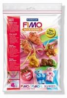 Fimo kleivorm/gietvorm 8742-03 Kleine beren