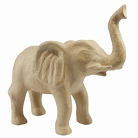 Decopatch MA006O Papier-mache Olifant
