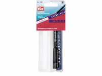 Prym 611793 wasmarkeerstift set incl band en lettersjabloon