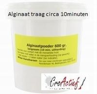 Wilsor alginaat TRAAG ca. 5 tot 10 minuten uitharding (roze) 600gram