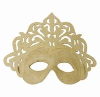 Decopatch Papier mache masker: AC2880 Prinsess 27x22cm