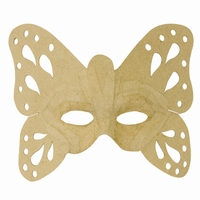 Decopatch Papier mache masker: AC2920 Butterfly
