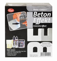 VIVA Decor Beton look set. 8001.547.01 set