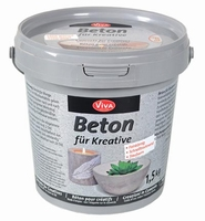 VIVA Decor Beton Fur Kreative 9404.000.98 1,5 kg