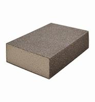 Schuurblok/schuurspons fijnkorrelig 100 art.9300.916.00 10 cm