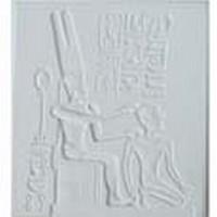 Gietvorm Egyptisch relief 88003 Koningin Hatscheput
