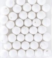 Wattenbollen wit KP212660.156 15mm 35stuks