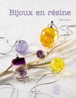 Bijoux en Resine / Sieraden maken met koudglazuur (Frans) A4 paperback