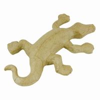 Decopatch AP116 papier mache Salamander/hagedis 17cm 17,5x11,5x2,5cm